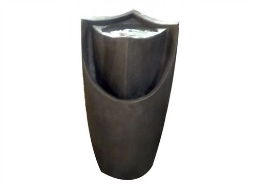 Waterornament overlopende vaas met LED - De Beste Outlet